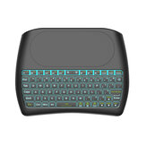 Mini I8 D8-S Siebdruck Version drahtlose 2,4 GHz Tastatur MX3 Air Mouse