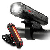 XANES BLS12 German Standard Bike Light Set Cycling Bicycle Motorcycle Electric Scooter E-bike