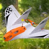 KINGKONG / LDARC TINY WING 450X V2 431mm Apertura alare EPP FPV RC Airplane Flying Wing PNP / RTF / FPV Versione