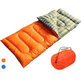 IPRee® Pessoas Solteiras Dormindo Bolsa Adulto Inverno Quente Saco de Dormir de Poliéster Viagem ao Ar Livre em Acampamento