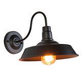 40W průmyslový styl nástěnná lampa ulička balkon Retro nástěnná lampa pro restauraci Cafe Bar dekorace