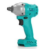 Brushless Cordless Electric Impact Wrench Hand Drill Installation Power Tool For 21V Lithium Battery
