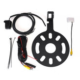 IP67 Car Reverse Backup Camera Night Vision Spare Tire Mount For Jeep