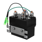 12V 250A 2000-5000lbs Winch Solenoid/Relay Control Contactor Thumb Switch For ATV UTV SUVS