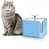 3L WIFI Pet Smart Dispensador automático de agua circulante Fuente de agua para mascotas Silencioso Gato Dispensador de agua potable Alimentador eléctrico Tazón Gatos Fuente de agua para perros