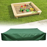 Outdoor Pesawat Sandbox Sandpit Penutup Tahan Air Furniture UV Rain Dust Protector