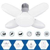 Luzes LED de garagem 15000LM E27 luz do dia para luz de teto de armazém de oficina