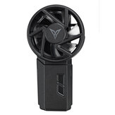 Flydigi Wasp Wing Pro Cooling Fan Radiator Cooler Physical Dual Cooling for iPhone Huawei Mobile Phone PUBG Games