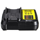 Smart البطارية شاحن لـ D EWALT البطارية DCB112 / 105 12V MAX and 20V MAX Lithium-ION