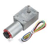 コードとChihai CHW-GH4632-370減少ギアエンコーダーモーター永久磁石DCホールコーディングモーター