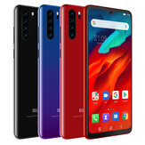 Blackview A80 Pro Global Bands 6,49 tum HD + Waterdrop Display 4680mAh Android 9.0 13MP Quad Rear Camera 4GB 64GB Helio P25 Octa Core 4G Smartphone