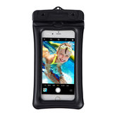 IPRee® 6 Inch IPX8 Waterproof Mobile Phone Bag Pouch Touch Screen Cell Phone Holder Cover For iPhone X Xiaomi