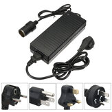 DC 100V ~ 250V ke AC 12V 10A 120W (hingga 150W) Power Supply Adapter Rumah Tangga Ciga rette Socket