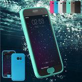 Wodoodporny, odporny na wstrząsy ekran dotykowy TPU Pokrywy skrzynka dla Samsung Galaxy S7