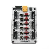 Lumenier ParaGuard XT30 Plug 6 Port Safe Parallel Charging Board for 1-4S Lipo Bateria