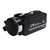 UHD 2.7K 1080P 30MP 16-krotny zoom 3-calowy ekran dotykowy LCD kamera cyfrowa WiFi IR Night Vision Video DV Camera z pilotem
