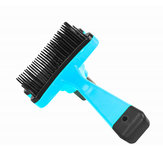 Pet Grooming Pennello DeShedding Tool Cane Gatto