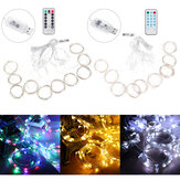 300 LED USB Christmas String Fairy Light Wedding Xmas Party Decor Music Control