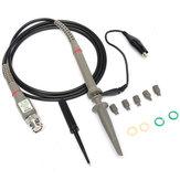 DANIU 1 Set P6100 DC-100MHz Oscilloscope Probe 100MHz Scope Clip Probe for Tektronix