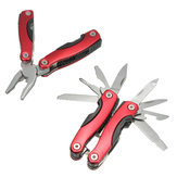 9 In 1 Portable Pocket Multitool Plier Survival Camping Reisgereedschap