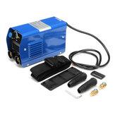ZX7-200 220V 200A Przenośna spawarka elektryczna IGBT Inwerter MMA W / izolowana elektroda