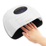 450W 45 LED UV Nail Dryer Lamp Light Polish Gel Quick Drying Machine Home Salon Nail Sterilizer