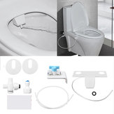 Portable Toilet Bidet Sprayer Smart Cleaner Bathroom Seat Wash Flushing Sanitary Device