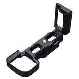 Алюминий Quick Release L Пластина / Держатель для кронштейна для Sony A6400 камера