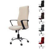 45-56cm Office Chair Cover Removable Stretch Chair Protector Rotating Armchair Seat Slipcover for Home Office Chair Decoration