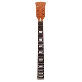 Muspor 22 Bünde E-Gitarrenhals 24.5 Zoll Mahagoni Gitarrenhals Palisander Griffbrett Für Gibson Les Paul LP Gitarren Ersatz