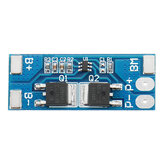 3pcs 2S 7.4V 8A Peak Current 15A 18650 Lithium Battery Protection Board With Over-Charge Discharge Protection Function