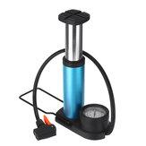 Přenosná sada pro nafukovací míč s kuličkovým vzduchovým čerpadlem a mini kolem s podlahou měřidla
