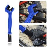 BIKIGHT Bicycle Road Bike Motorcycle PVC Chain Cleaning Brush Gear Maintenance Cycling Washer