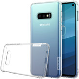 NILLKIN Transparent Shockproof Anti-slip Soft TPU Back Cover Protective Case for Samsung Galaxy S10e
