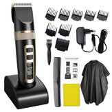Professional Hair Trimmer Electric Hair Clipper For Men Children And Beards Hair Shaving Haircut Cutting Rechargeable Machine