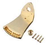 Запчасти для запасных частей мандолины с 8-струнными золотыми треугольниками