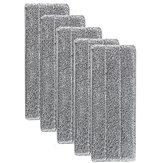 Reemplazo de la almohadilla del paño del limpiador del recambio de la fregona de limpieza en seco y húmedo