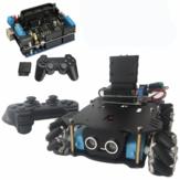 4WD slimme auto-chassisset met motorbesturing UNO Development Board en PS2 draadloze controller