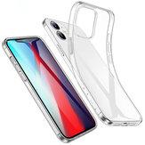 Bakeey voor iPhone 12 Mini-hoesje Kristalhelder transparant Ultradun niet-geel Soft TPU-beschermhoes Achterklep