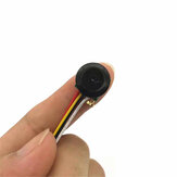 Mini 1200TVL 1.8mm M12 150 Degree HD Super Wide Angle PAL/NTSC FPV Camera for FPV RC Drone