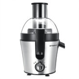 LETGOO 300W Electric Multifunctional Juicer Full-automatic Juice Extractor Machine