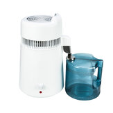 6L 900W Water Distiller Electric Stainless Home Pure Water Purfier Fliter Machine 110V/220V