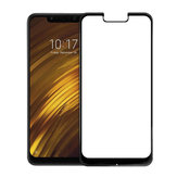 Bakeey™ 5D Curved Anti-explosion Full Cover Tempered Glass Screen Protector for Xiaomi Pocophone F1 Non-original