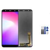Full Assembly No Dead Pixel LCD Display+Touch Screen Digitizer Replacement+Repair Tools For Samsung Galaxy J4+ J4 Plus 2018 J415 J415F