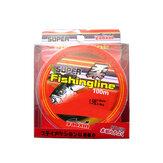 ZANLURE100MNylonBalıkçılıkHatlar0.8-6.0 Spor Balıkçılık Hatlar