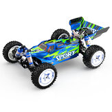 Eachine EAT14 RTR 1/14 2.4G 4WD 75km / h Brushless RC Car Vehicles Metal Chassis Full Proportional Model Toys