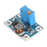 10pcs 2A DC-DC SX1308 Módulo de elevação ajustável de alta corrente Proteção de curto-circuito Proteção contra sobreaquecimento Função