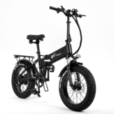 [EU DIRECT] CMACEWHEEL RX20 Spoke Wheel 15Ah 48V 750W 20in Складной электрический велосипед 45 км / ч Макс.скорость Mountain E Bike