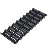 1pcs Batterie support rayonnant pour 20pcs 18650 Batteries ABS boîtier en plastique Batterie pack entretoise