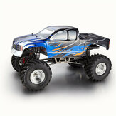 TFL C1610-A 1/10 4WD RC Car Crawler Monster Truck without Motor ESC Servo Transmitter